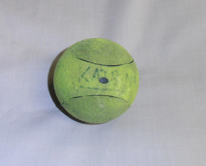 Finnish baseball ball
